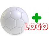 Футбольный мяч с нанесением Вашей рекламы(мяч с логотипом)