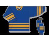 Хоккейный игровой свитер АРТ WOL357