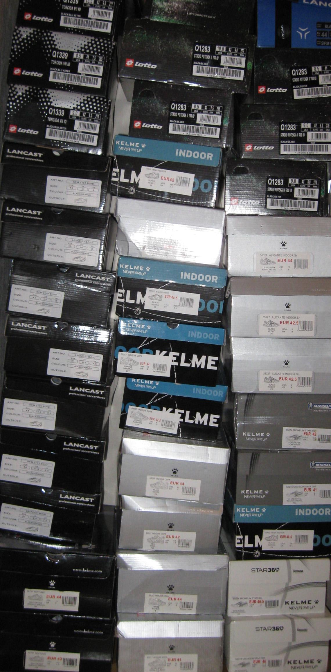 оптовые продажи футбольной обуви в Укаине fc236f6487348