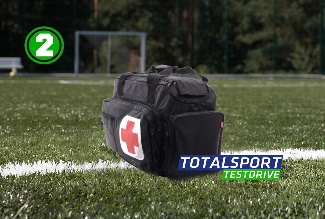 медицинская сумка для футбола Lotto
