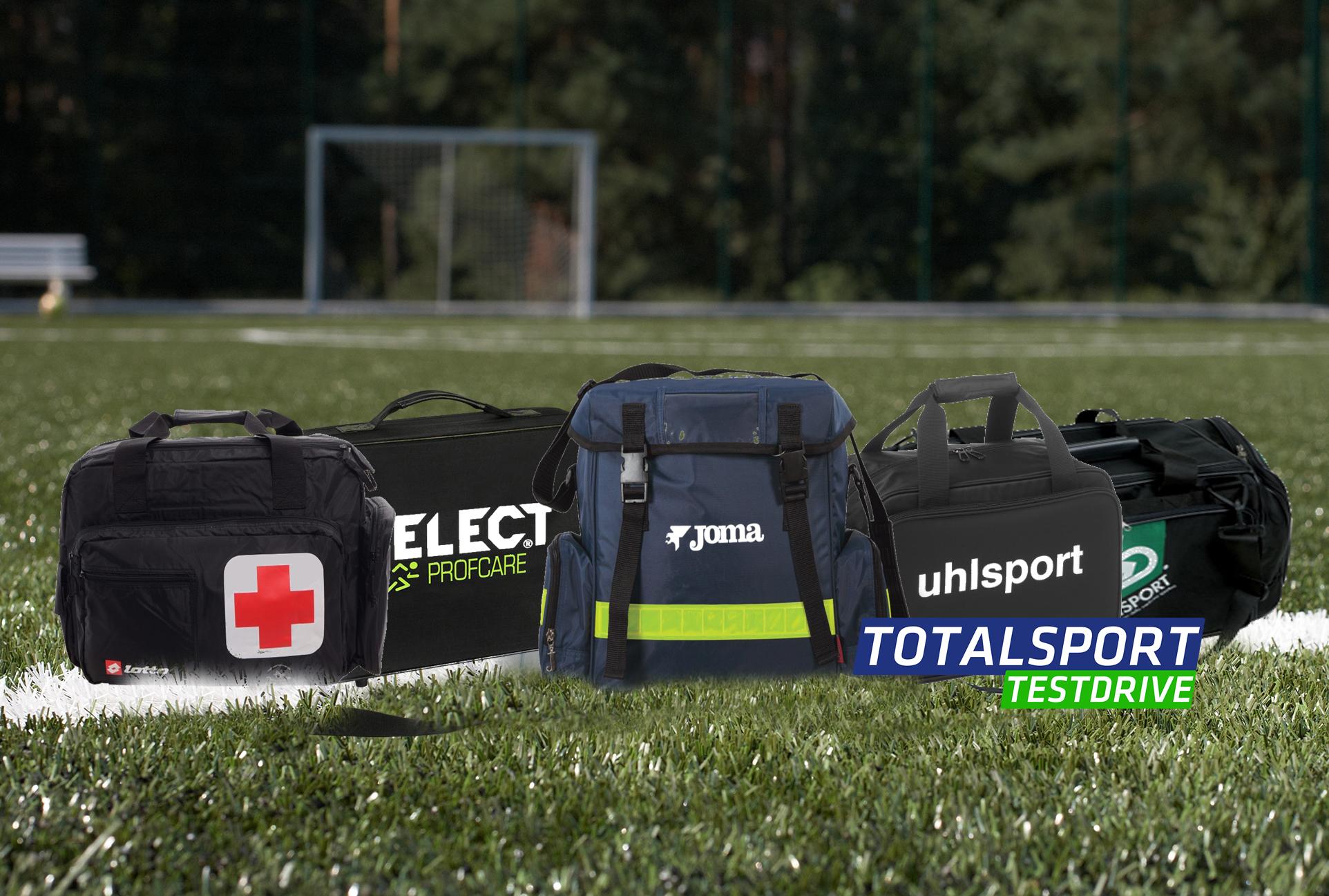 bde6a5a566cb Выбрать лучшую медицинскую сумку для футбола оказалось не так уж просто.  Все производители, из представленных, производят качественную экипировку и  ...