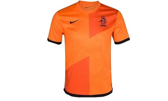 Форма футбольная Голландия 2012 Майка, шорты. Реплика
