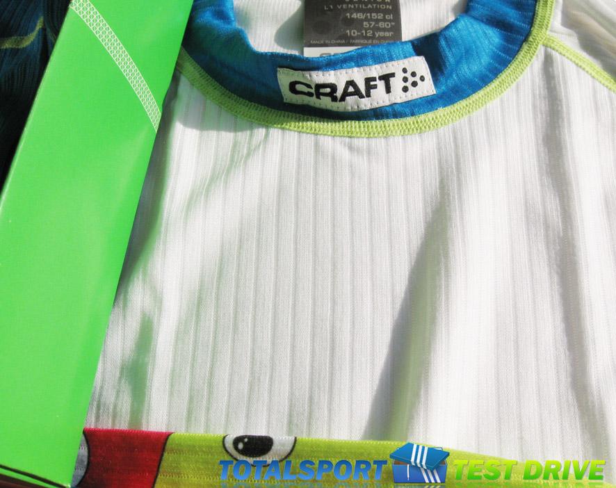 фото отчет Craft Active Multi 2-pack Print Jr 1901662