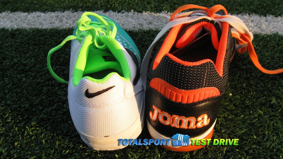 Nike против Joma
