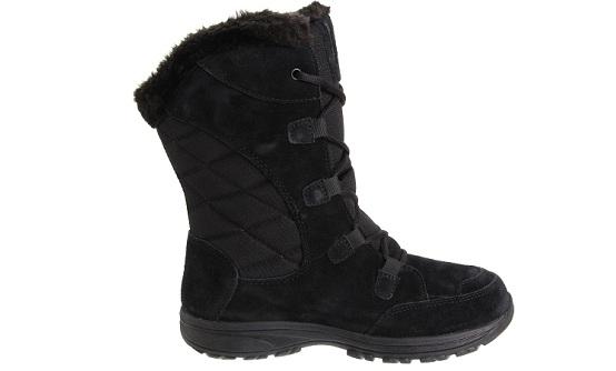 Columbia - женские зимние ботинки Sierra Groove Winter Boots с утеплителем 200 грамм