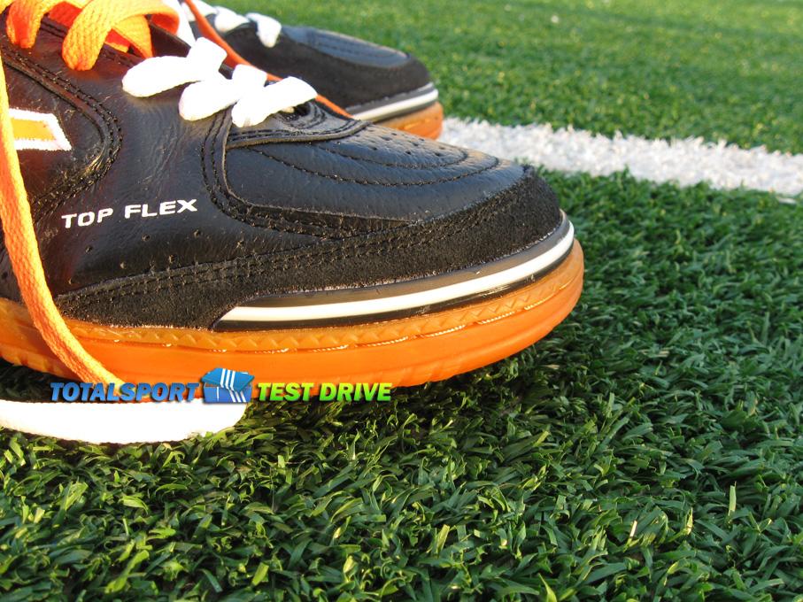 Joma Top Flex футзалки вид носок
