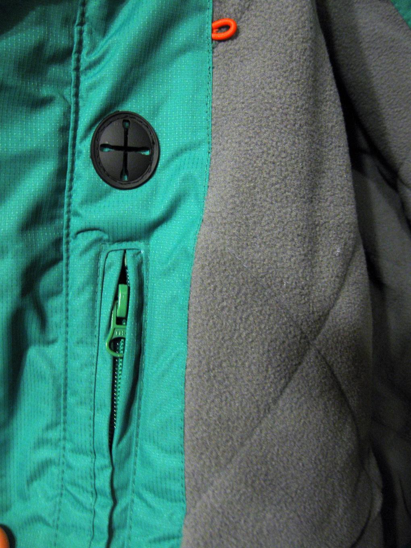 Куплю лыжную куртку
