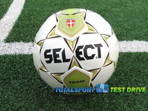 Тест футбольной формы