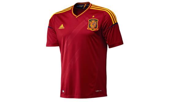 Форма футбольная Испании Майка, шорты. Реплика