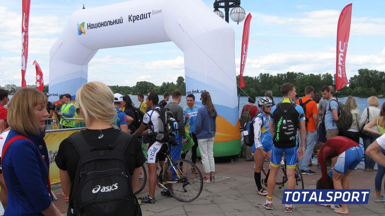 Триатлон в Киеве!